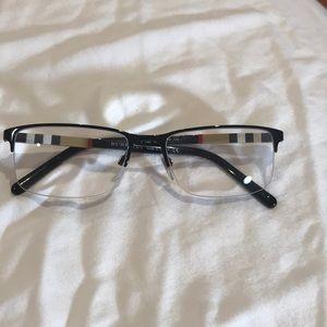 9344bee3648 Burberry eyeglasses. New never worn B 1282 1001